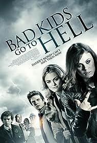 Marc Donato, Amanda Alch, Roger Edwards, Augie Duke, Ali Faulkner, and Cameron Deane Stewart in Bad Kids Go to Hell (2012)
