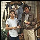 Alan Thicke and Kirk Cameron in Growing Pains (1985)
