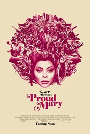 Proud Mary poster