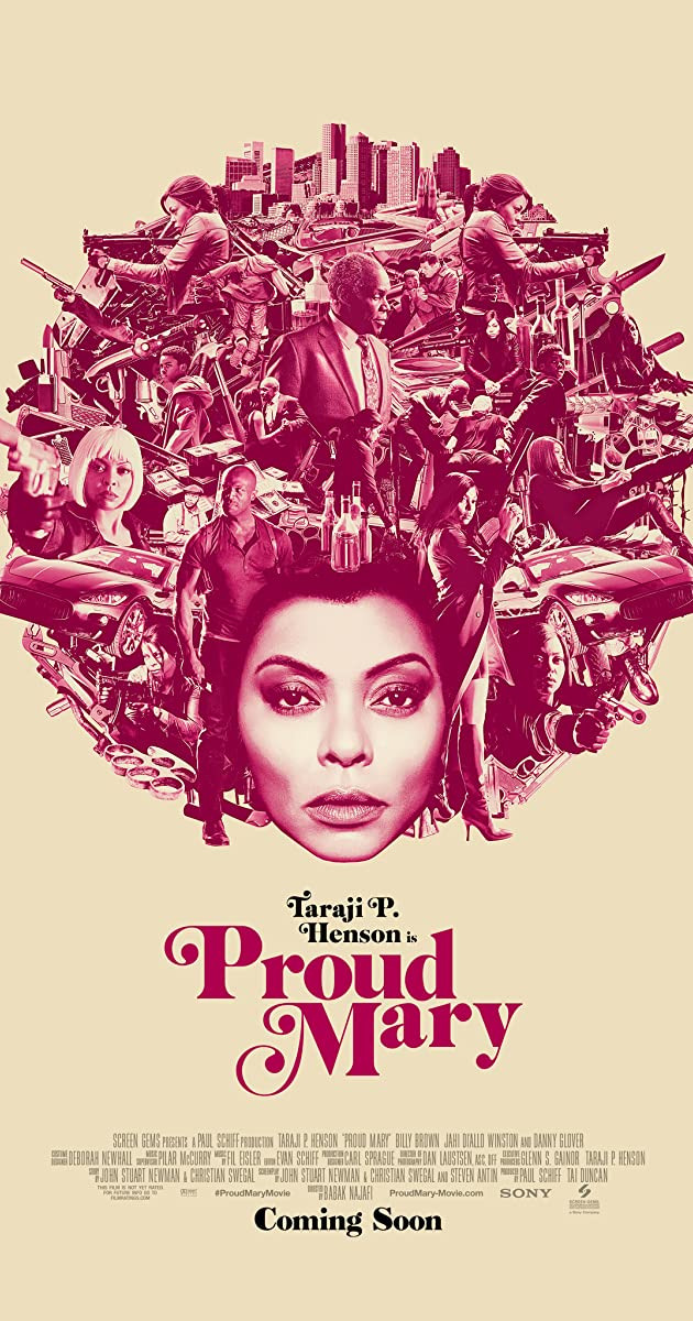 Išdidi Merė / Proud Mary (2018)