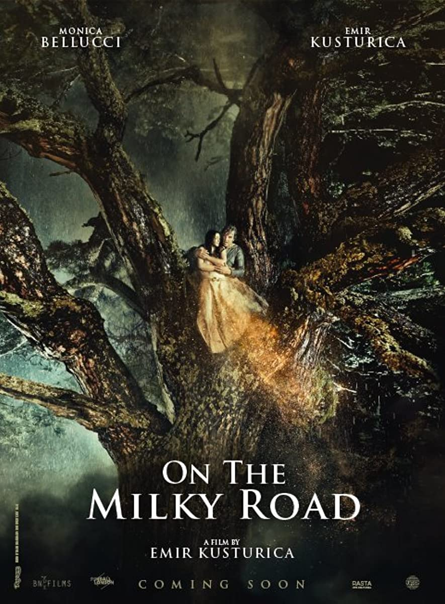 Paukščių taku / On the Milky Road (20160