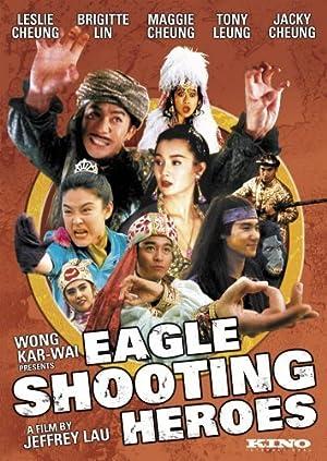 Tony Chiu-Wai Leung The Eagle Shooting Heroes Movie