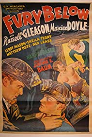 Maxine Doyle, Russell Gleason, and Rex Lease in Fury Below (1936)