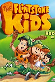 The Flintstone Kids Poster