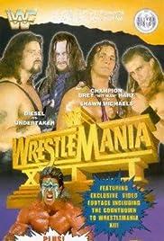 WrestleMania XII Poster