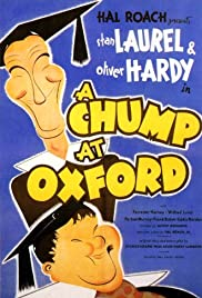 A Chump at Oxford (1939) Poster - Movie Forum, Cast, Reviews