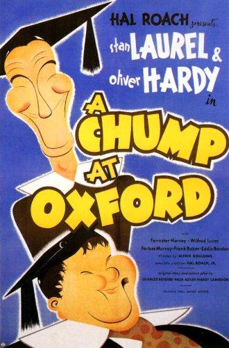 A Chump at Oxford (1939) BluRay 720p