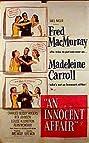 An Innocent Affair (1948) Poster