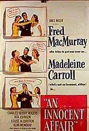 An Innocent Affair Poster