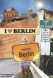 I (Heart) Berlin Poster