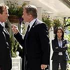 Michael Douglas, Kiefer Sutherland, and Eva Longoria in The Sentinel (2006)