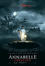 Annabelle: Creation (2017) Poster - Movie Forum, Cast, Reviews