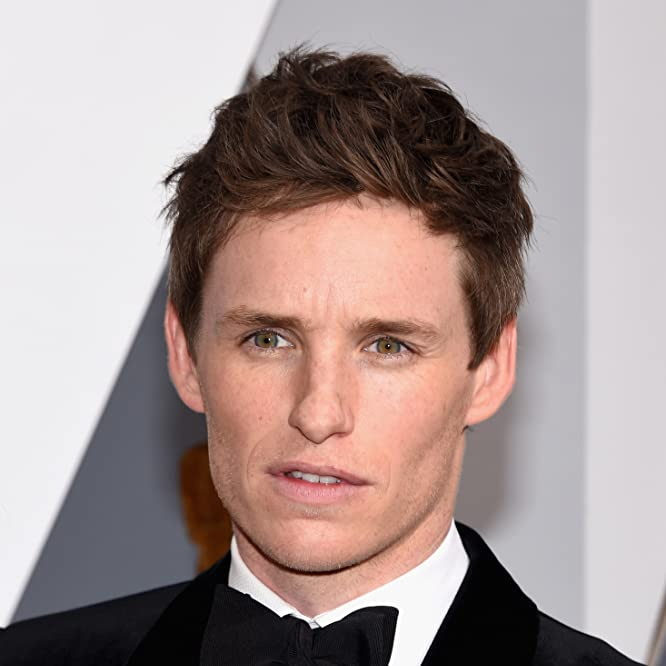 Eddie Redmayne at an event for The Oscars (2016)
