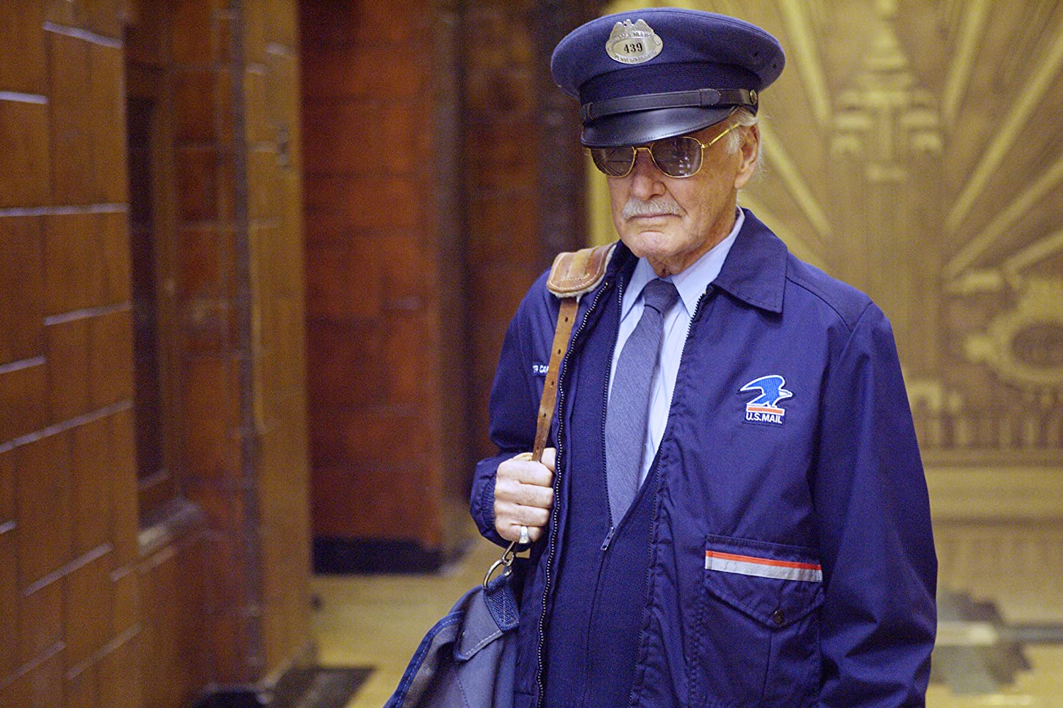 Stan Lee in Fantastic Four 2005