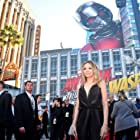 Michelle Pfeiffer at an event for Ant-Man and the Wasp (2018)