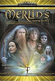 Sam Neill, Miranda Richardson, and John Reardon in Merlin's Apprentice (2006)
