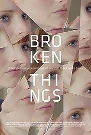 Broken Things Poster