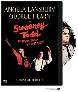 Movie notebook free download Sweeney Todd: The Demon Barber of Fleet Street USA [720