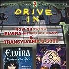 Jeff Goldblum, Ed Begley Jr., and Cassandra Peterson in Transylvania 6-5000 (1985)