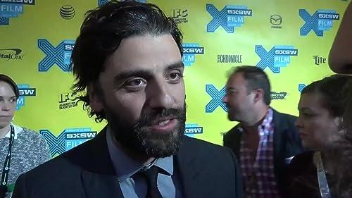 Oscar Isaac at SXSW 2015