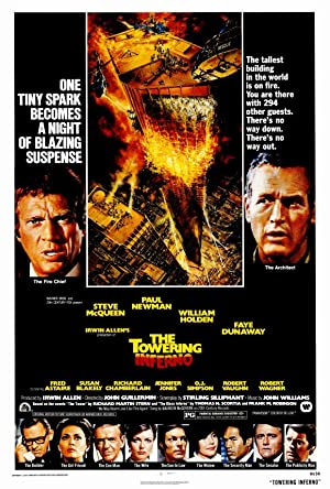 The Towering Inferno Poster Image