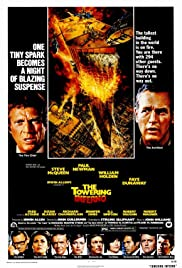 The Towering Inferno (1974) Poster - Movie Forum, Cast, Reviews