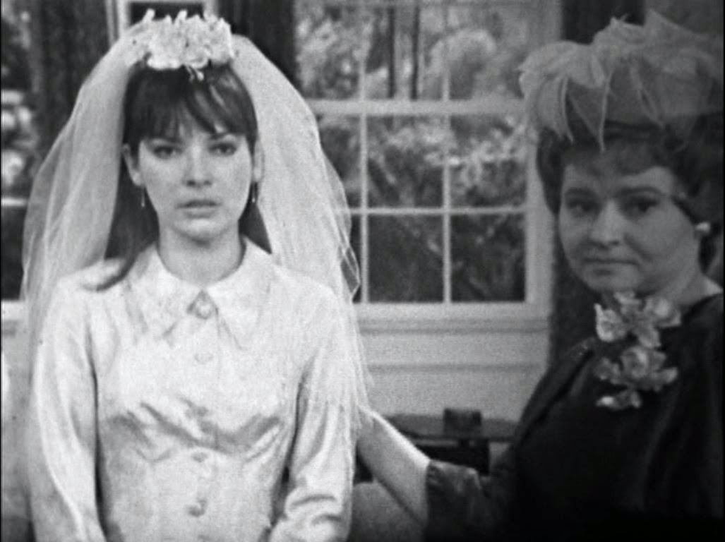 Richard Briers, Waveney Lee, and Prunella Scales in The Marriage Lines (1961)