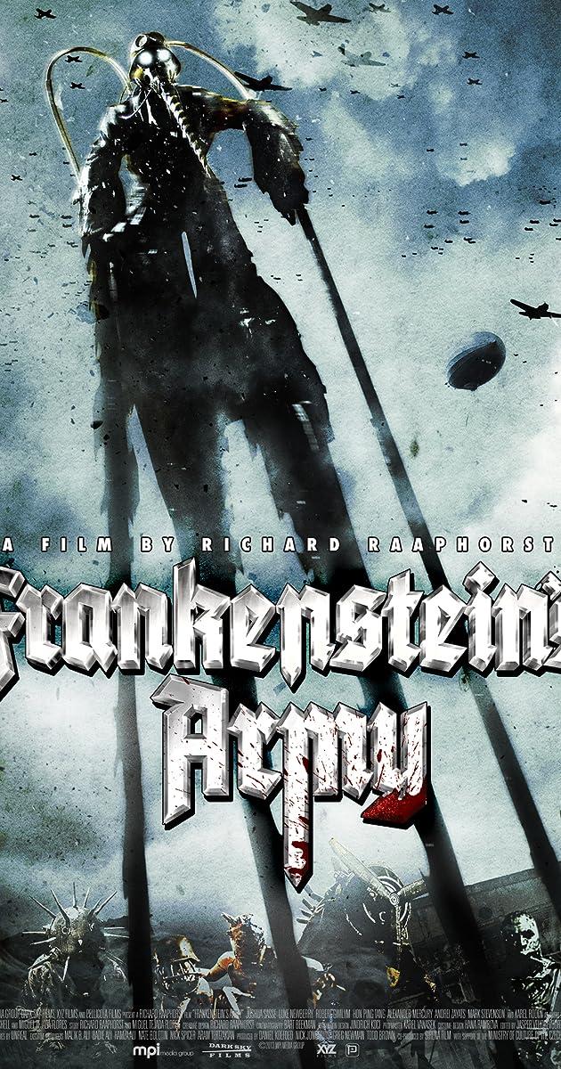Subtitle of Frankenstein's Army