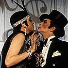 Joel Grey and Liza Minnelli in Cabaret (1972)