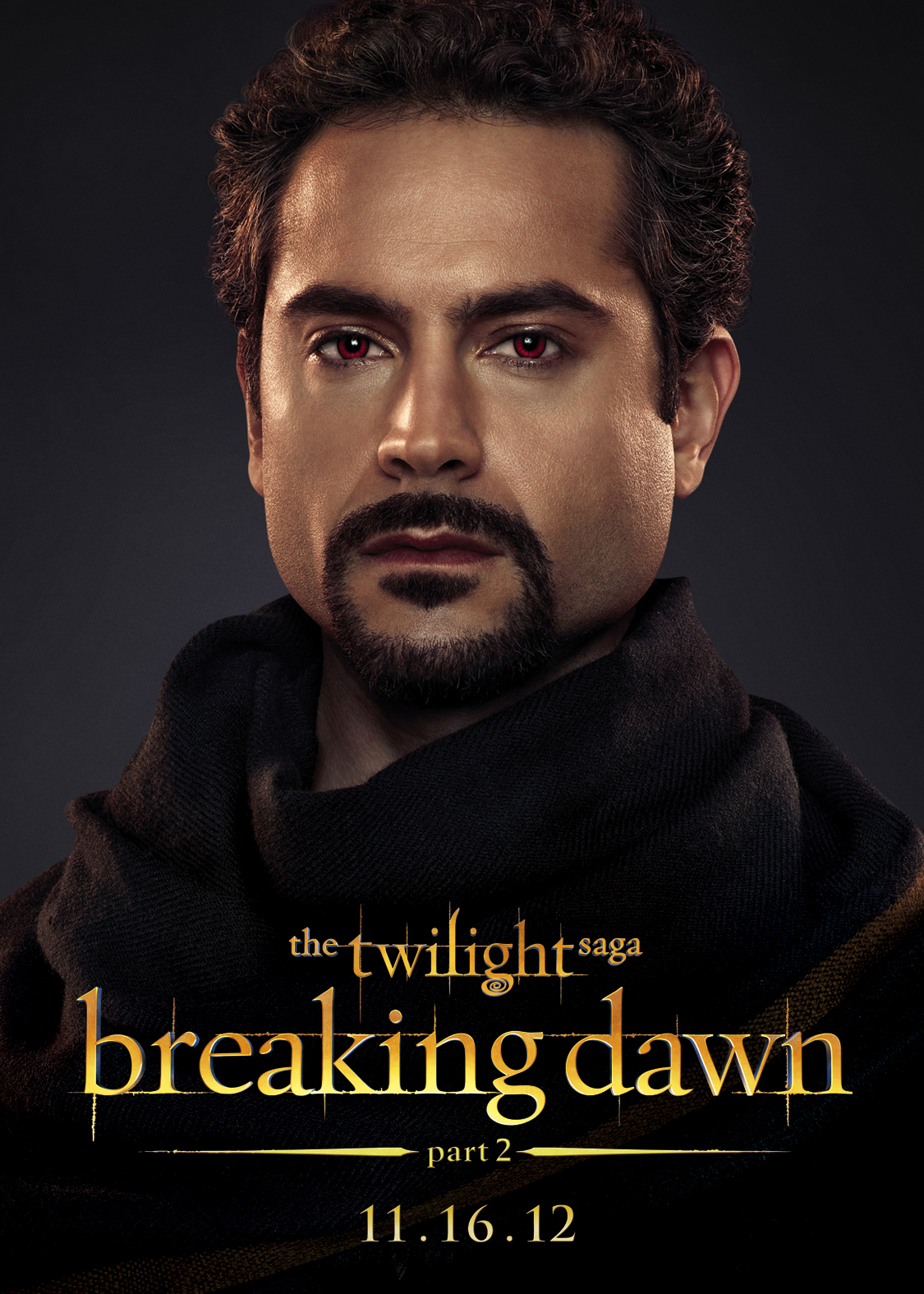 Omar Metwally in The Twilight Saga: Breaking Dawn - Part 2 (2012)