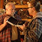 Stephen Baldwin and Richard Riehle in Midnight Clear (2006)