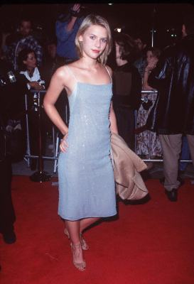Claire Danes at an event for Alien: Resurrection (1997)