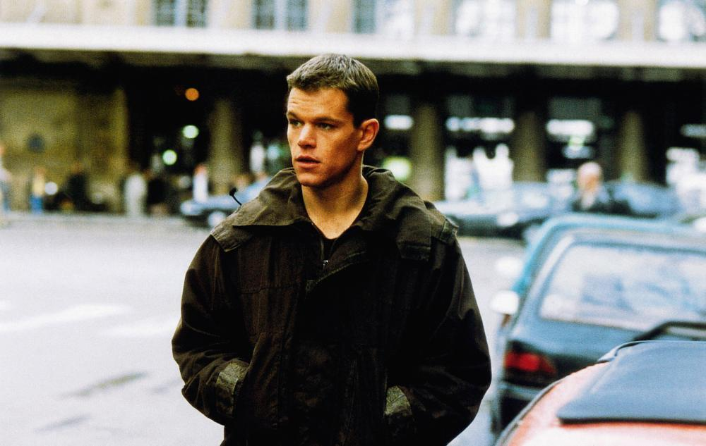 The Bourne Identity 2002