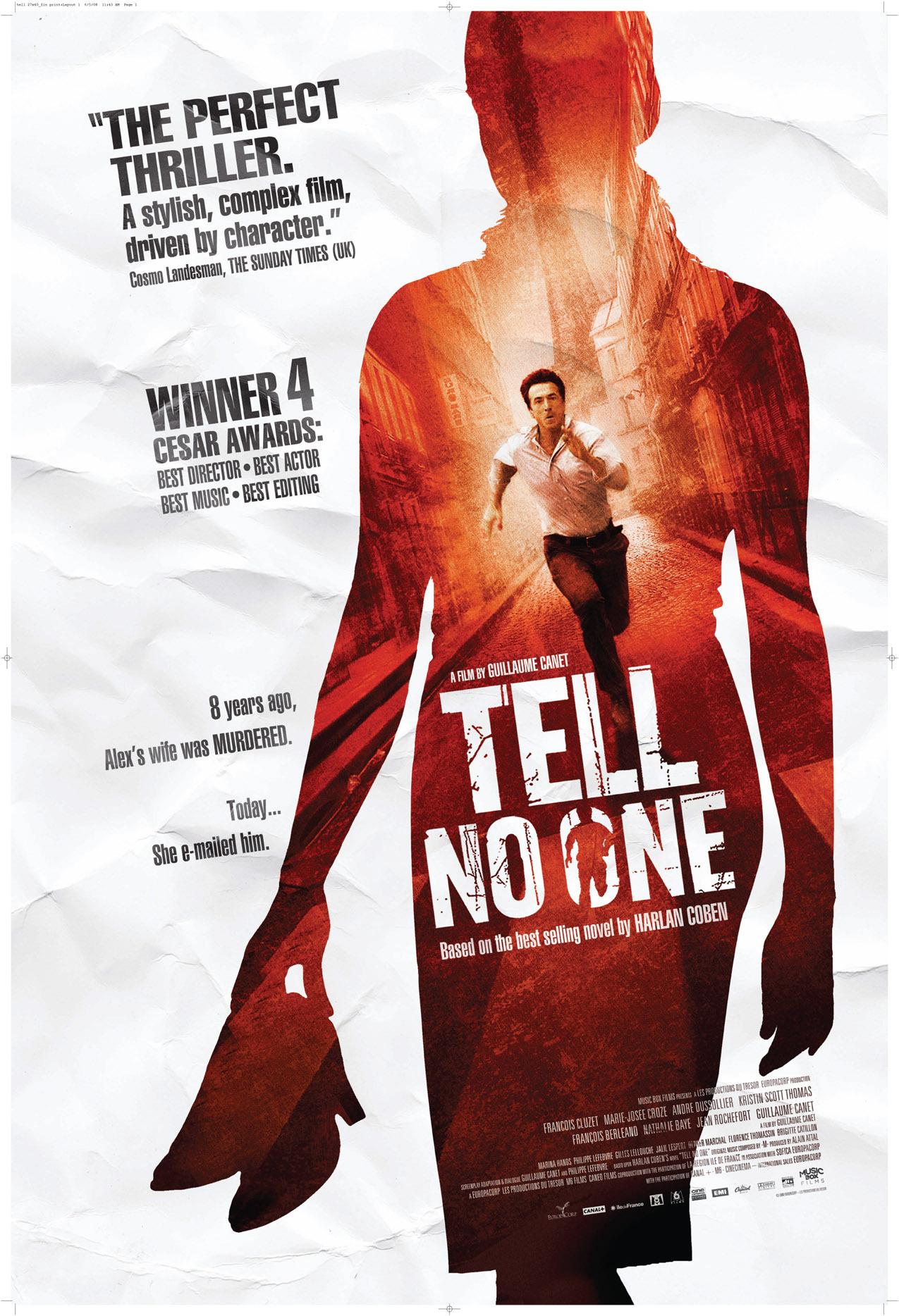Tik niekam nesakyk / Tell No One (2006) Online