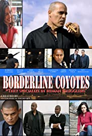 Borderline Coyotes Poster