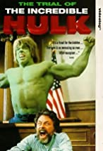 Primary image for The Trial of the Incredible Hulk