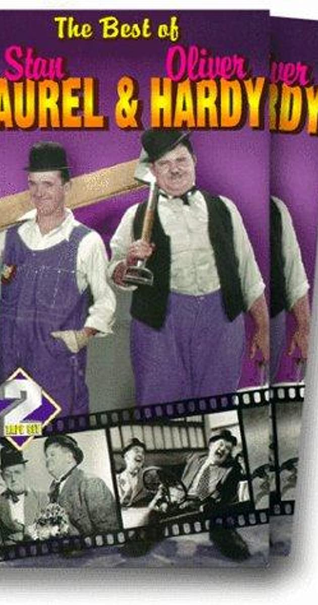 The Best of Laurel and Hardy (1968) - IMDb