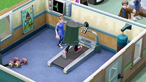 Two Point Hospital: Jumbo Edition: Launch Trailer