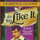 Laurence Olivier in As You Like It (1936)