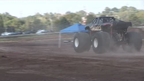 Lawrence of America: State Fair Monster Trucks, Oklahoma. English Reporter Lawrence Beldon Smythe enters the emasculated world of Monster Truck Racing, while ceasing the opportunity to be the passenger in an over-sized truck.  Lawrence of America airs Tuesdays at 11pm beginning June 3rd on the Travel Channel.