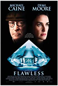 Demi Moore and Michael Caine in Flawless (2007)