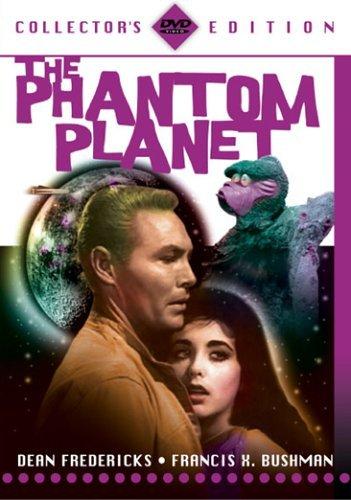 Dolores Faith and Dean Fredericks in The Phantom Planet (1961)