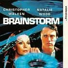 Natalie Wood and Christopher Walken in Brainstorm (1983)