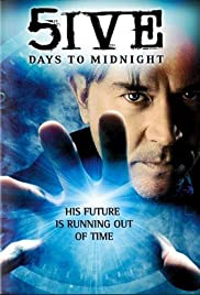 5ive Days to Midnight Poster - TV Show Forum, Cast, Reviews