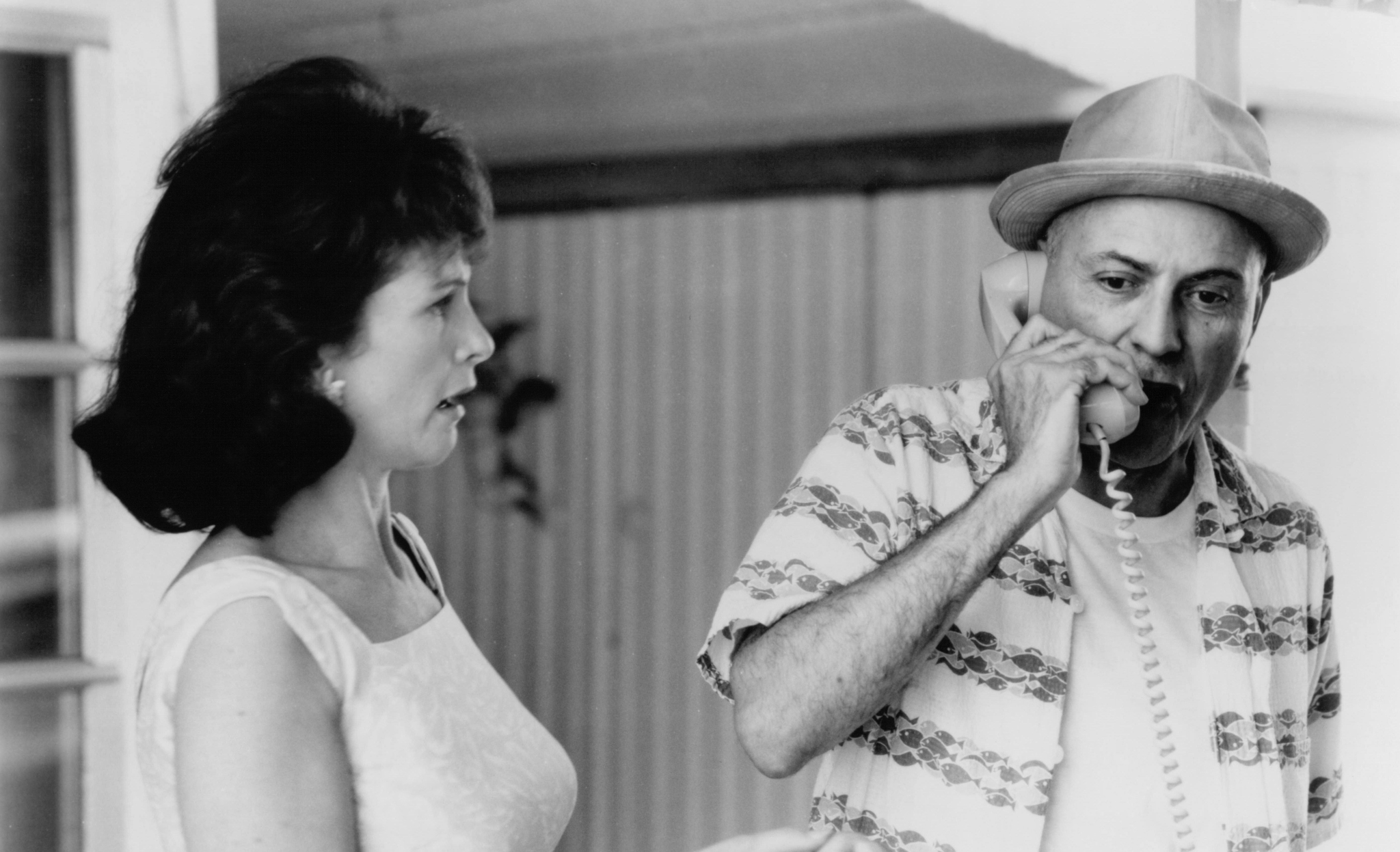 Alan Arkin and Rita Taggart in Coupe de Ville (1990)