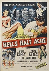 The movie mp4 download Hell's Half Acre [720px]
