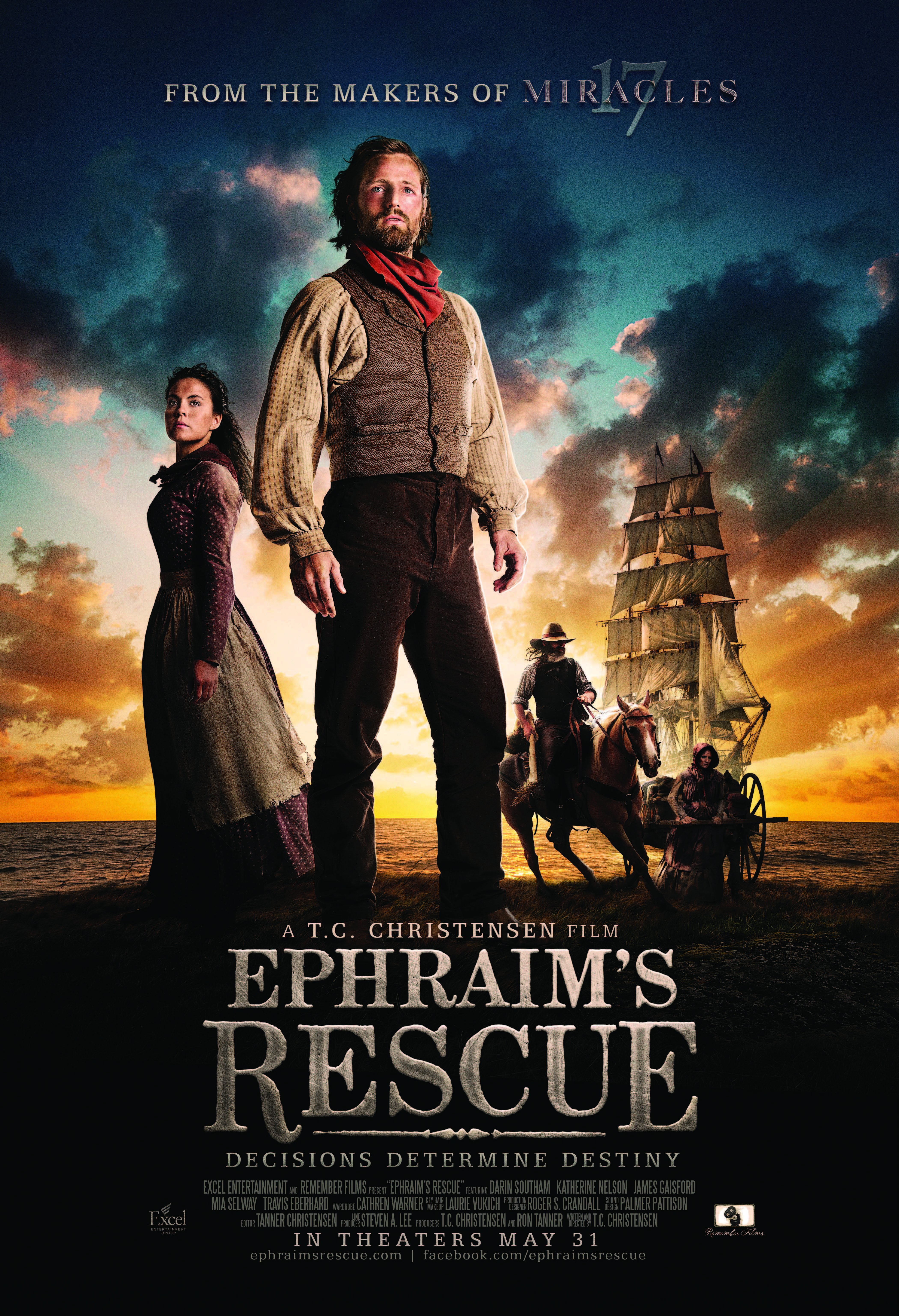 ephraim s rescue 2013 imdb