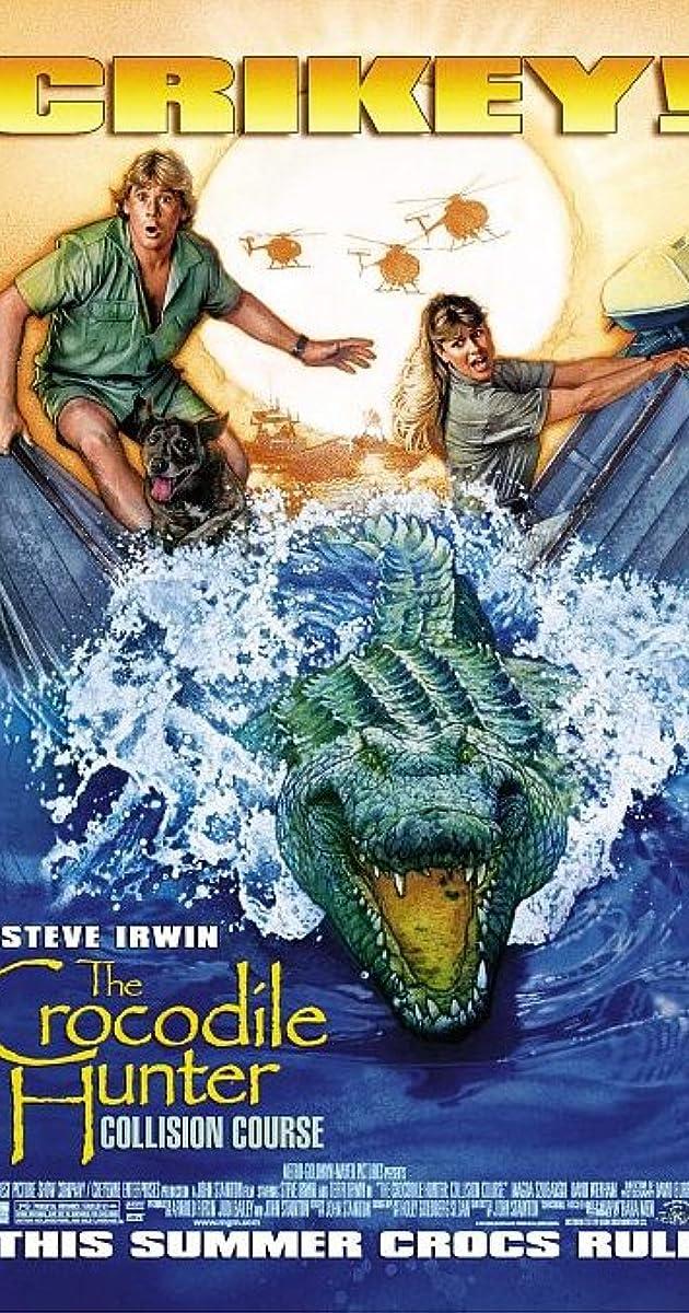 Subtitle of The Crocodile Hunter: Collision Course