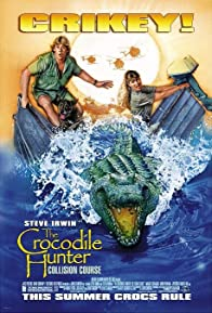 Primary photo for The Crocodile Hunter: Collision Course