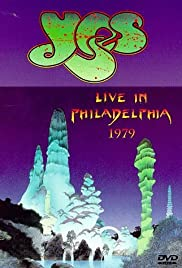 Yes: Live in Philadelphia 1979 Poster